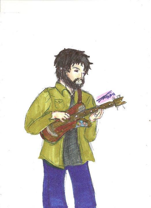 Jimmy, drawn by Teresa Gabrielle