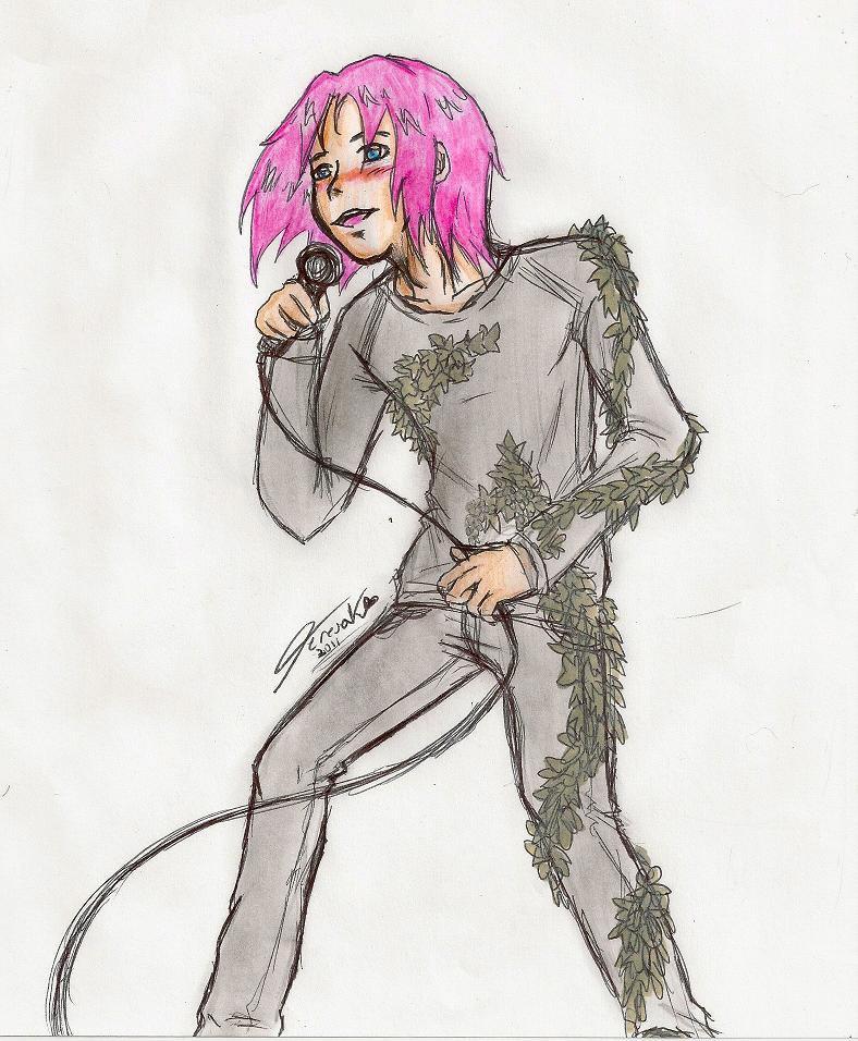 Robbi, drawn by Teresa Gabrielle