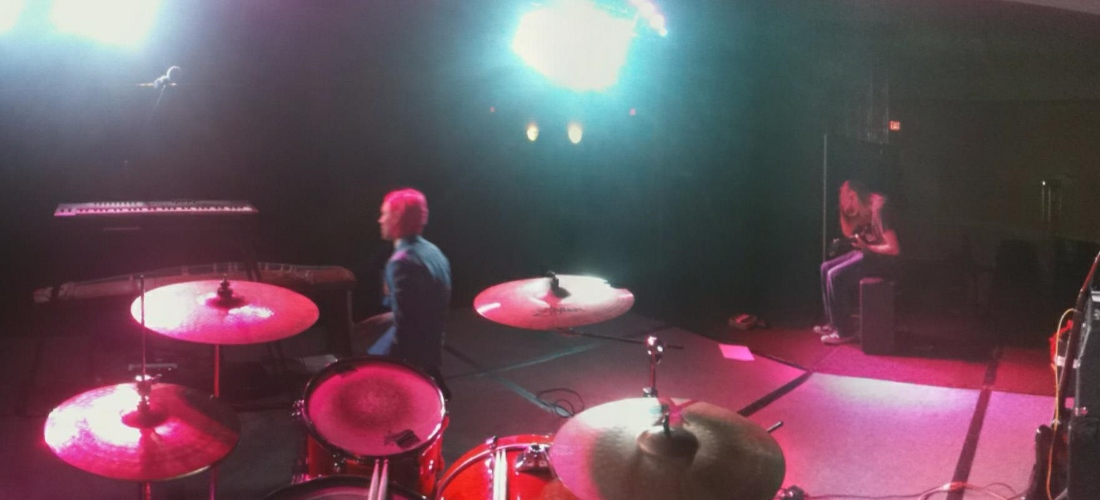 BelleCon 2013 (5/11/13) - taken by Andrew Wiggins from behind his drumset