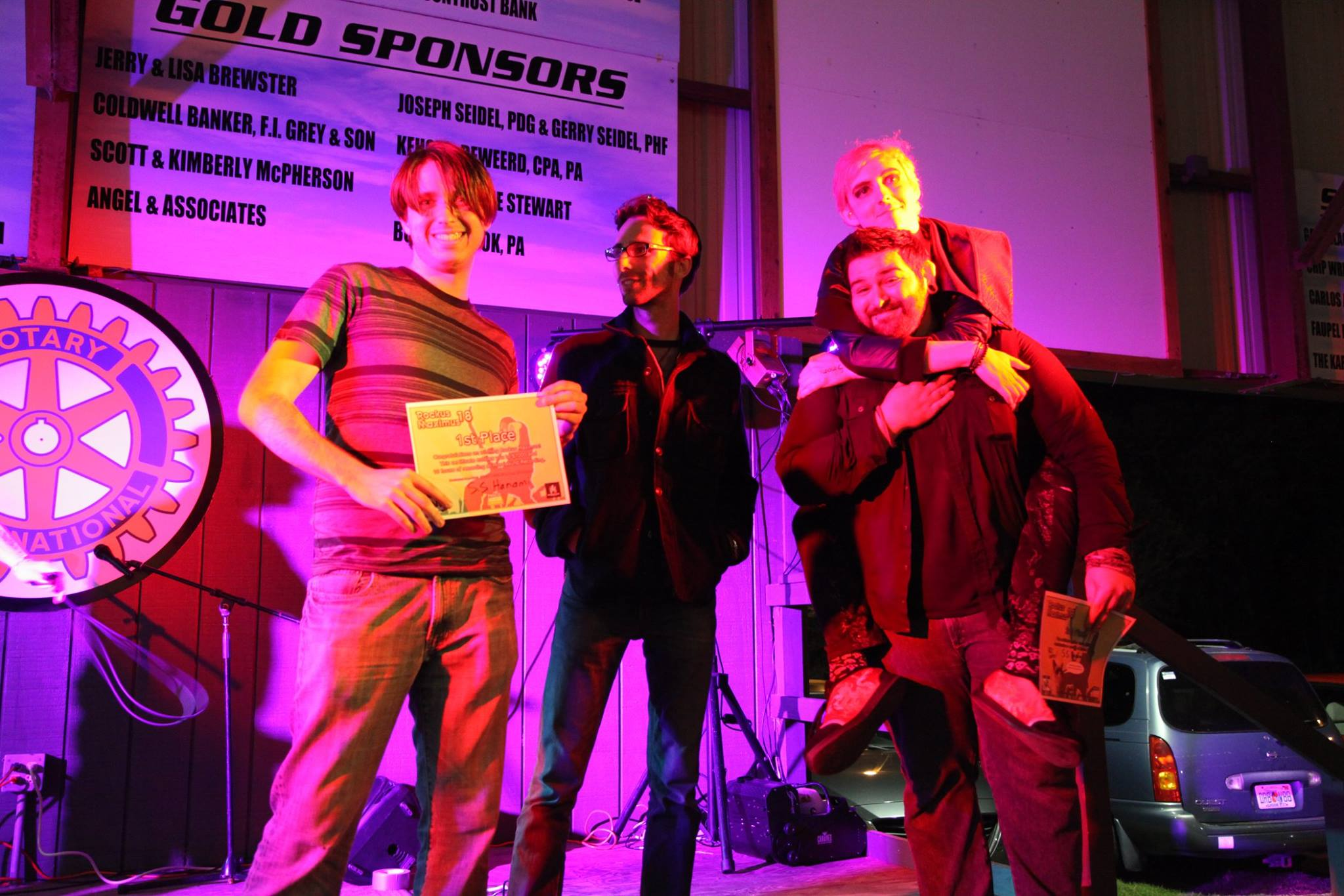 18th Annual Rockus Maximus: Battle of the Bands -- March 27